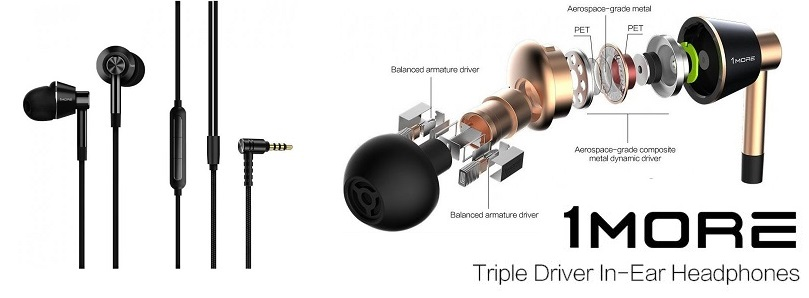 1More Triple Driver In-Ear Review - Premium And Reliable 1
